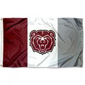 Missouri State Bears MO State Flag
