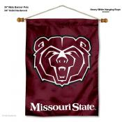 Missouri State Bears Wall Hanging