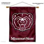Missouri State Bears Wall Hanging