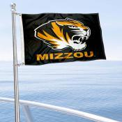 Missouri Tigers Boat Flag