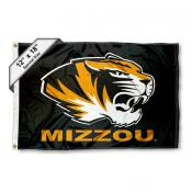 Missouri Tigers Mini Flag