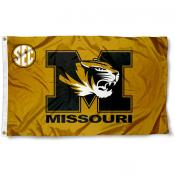 Missouri Tigers SEC Flag