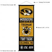 Missouri Tigers Wall Banner and Door Scroll