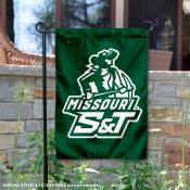 Missouri University of Science and Technology Double Sided Garden Flag