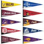 Missouri Valley Conference Pennant Set