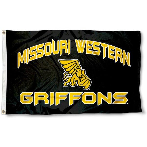 Missouri Western State Griffons Flag