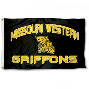 Missouri Western State Griffons Flag
