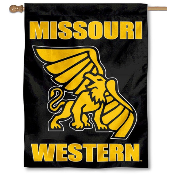 Missouri Western State University House Flag
