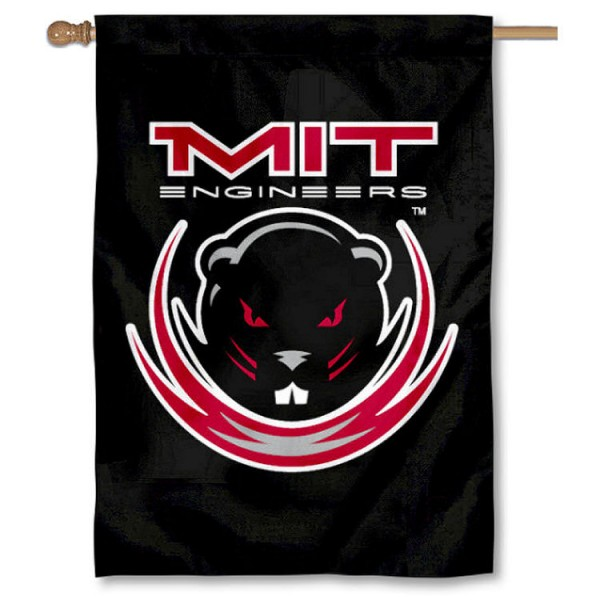 MIT Engineers House Flag