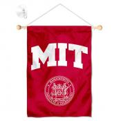 MIT Engineers Window Hanging Banner with Suction Cup