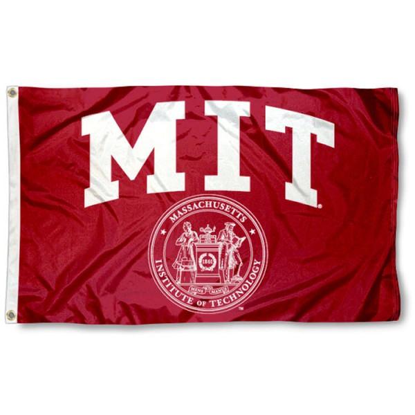 MIT Seal Flag