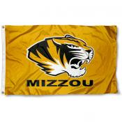 Mizzou Gold Rush Flag
