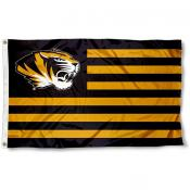 Mizzou Tiger Nation Flag