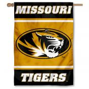 Mizzou Tigers House Flag