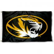 Mizzou Tigers Logo Flag