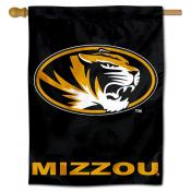 Mizzou Tigers Polyester House Flag