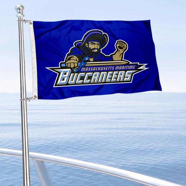 MMA Bucs Boat Nautical Flag