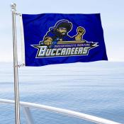 MMA Bucs Boat Nautical Flag