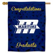 MMA Bucs Graduation Banner