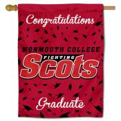 Monmouth Fighting Scots Graduation Banner