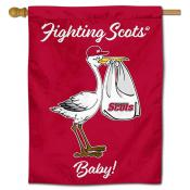 Monmouth Fighting Scots New Baby Banner