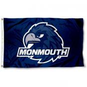 Monmouth Hawks Flag