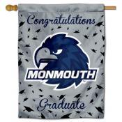Monmouth Hawks Graduation Banner