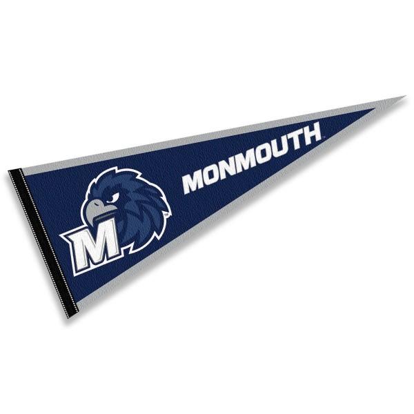 Monmouth MU Hawks Pennant