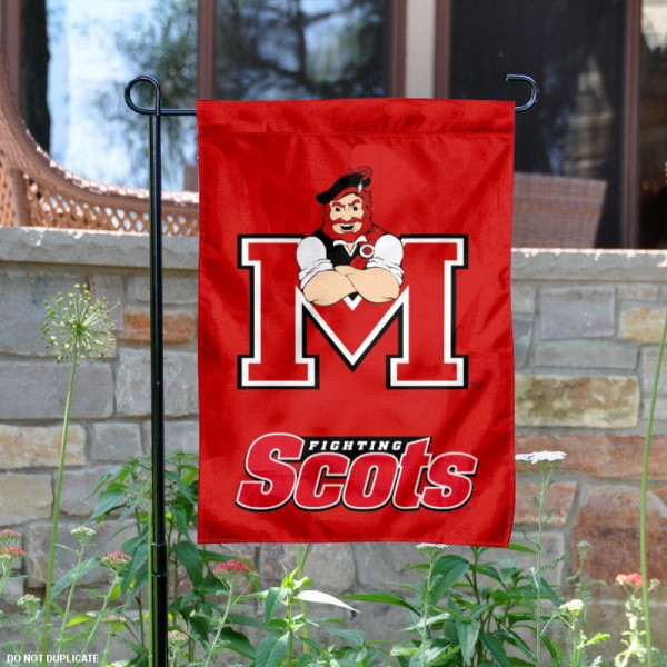 Monmouth Scots Garden Flag