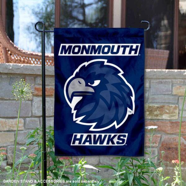 Monmouth University Garden Flag