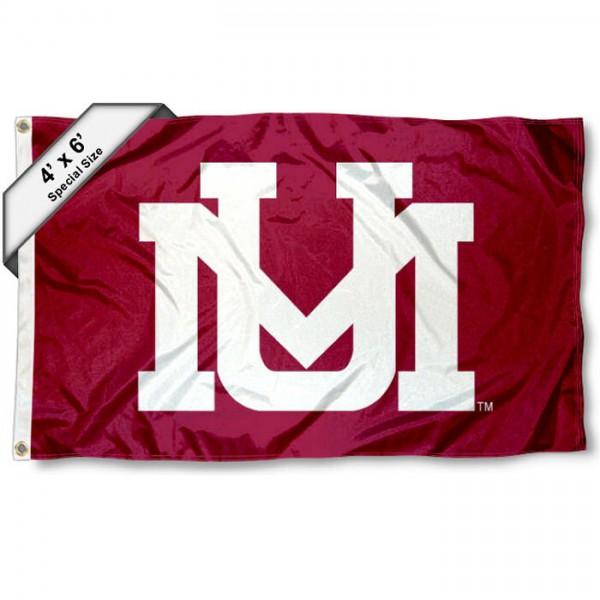 Montana Griz 4'x6' Flag