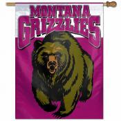 Montana Griz Banner Flag