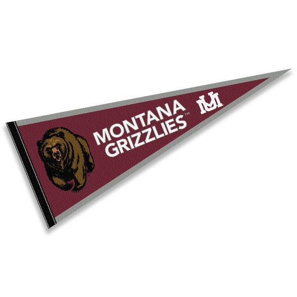 Montana Grizzlies Pennant