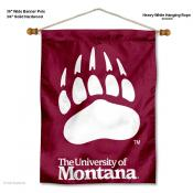 Montana Grizzlies Wall Hanging