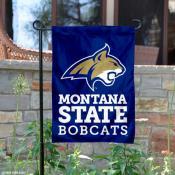 Montana State MSU Bobcats Garden Flag
