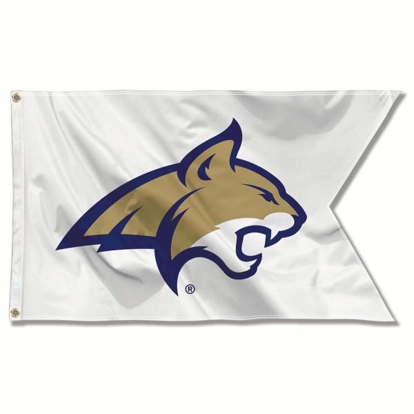 Montana State University Bobcats Banner Flag