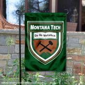 Montana Tech Diggers Double Sided Garden Flag