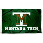 Montana Tech Diggers Flag