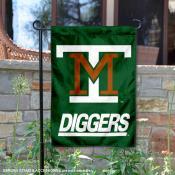 Montana Tech Diggers Garden Flag