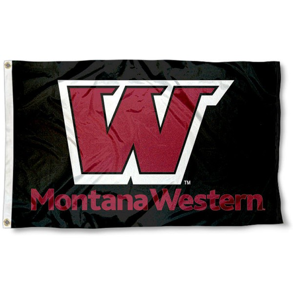 Montana UMW Bulldogs Flag