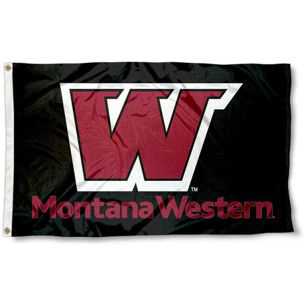 Montana UMW Bulldogs Flag