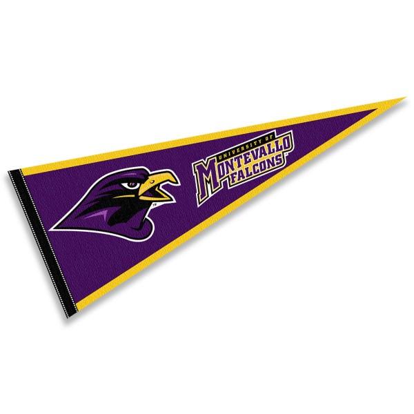 Montevallo Falcons Pennant