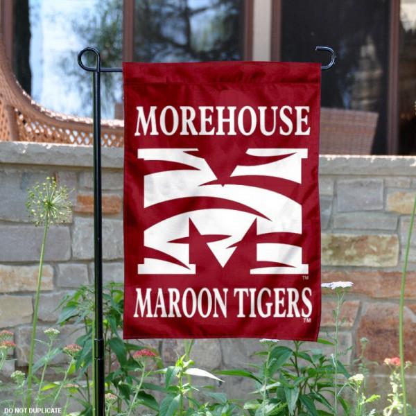 Morehouse College Garden Flag