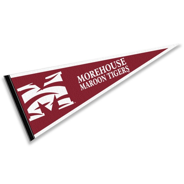 Morehouse College Maroon Tigers Pennant