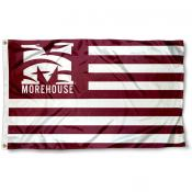 Morehouse Maroon Tigers Nation Flag