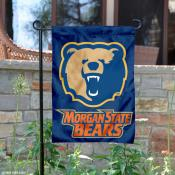 Morgan State Bears Garden Flag
