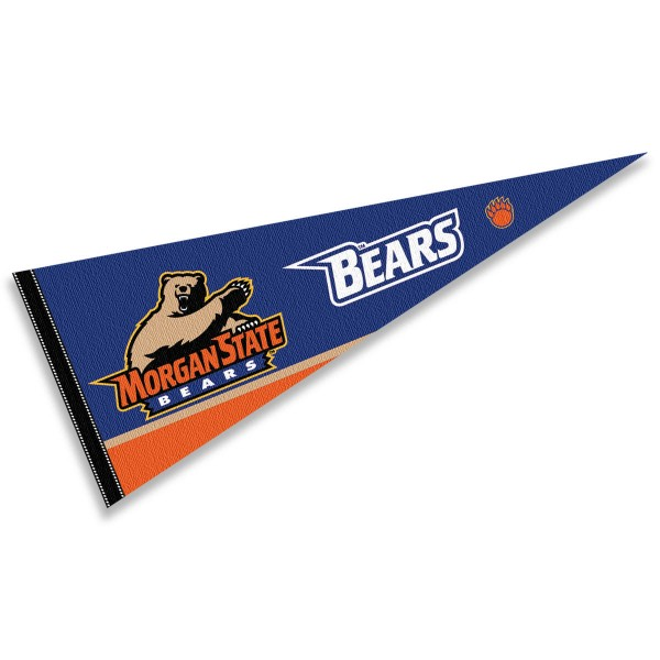 Morgan State Bears Pennant