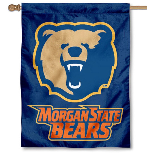 Morgan State House Flag