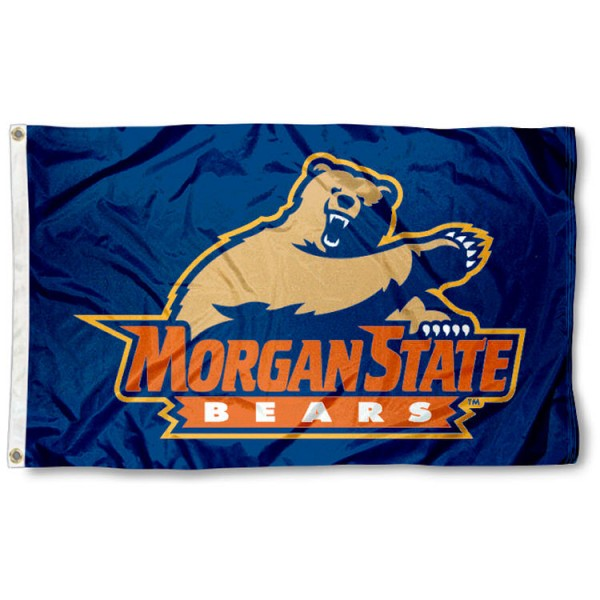 Morgan State University Flag