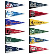 Mountain West Pennant Set